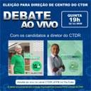 Divulgação debate Direção 2020